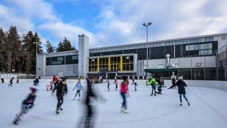 Venez patiner gratos pour la réouverture des Mélèzes ce lundi