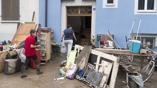 Val-de-Ruz: plus de 150'000francs en faveur des sinistrés et de la commune
