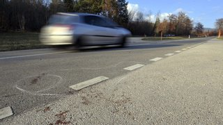 Circulation: plus d'un tiers des Suisses tolèrent les excès de vitesse hors des localités
