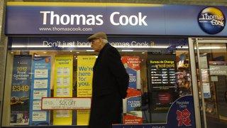 Faillite de Thomas Cook: près de 600'000 vacanciers doivent être rapatriés