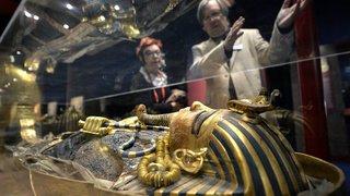France:  l'exposition «Toutankhamon, le Trésor du Pharaon» a attiré 1,4 million de visiteurs