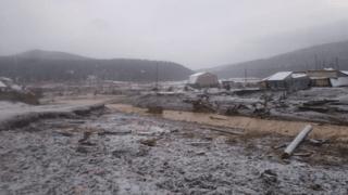 Sibérie: un barrage s'effondre, au moins 15 morts et 13 disparus