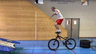 Freestyle: Andri Ragettli régale encore les réseaux avec un parcours acrobatique de dingue