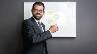Damien Cottier: «Mon réseau peut être utile pour le canton»