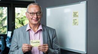 Andreas Jurt: «J'ai un réseau dans le monde réel»