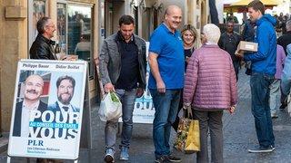 Fédérales: pas de financement par les candidats à Neuchâtel