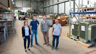 Groupe E va construire à Corcelles son nouveau centre d'exploitation neuchâtelois