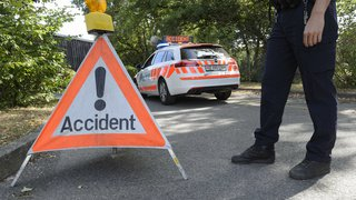 Genève: embardée mortelle d'un automobiliste à Bellevue