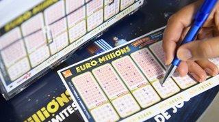 Euro Millions: pas encore de grand gagnant ce vendredi, la cagnotte grimpe à 208 millions de francs