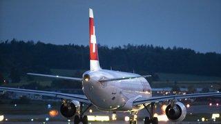 Transport aérien: les vols reprennent après l'inspection des Airbus A220 de Swiss