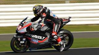 Moto2 – GP du Japon: après huit courses, Thomas Lüthi retrouve le podium