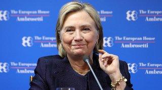 Lettre de Trump à Erdogan: Hillary Clinton se lâche dans un tweet parodique