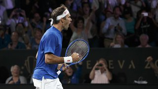 Tennis - Laver Cup: Federer remercie Nadal pour son coaching