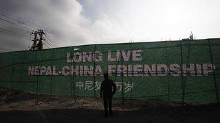 Népal-Chine: Xi promet une voie ferrée et un tunnel entre les deux pays