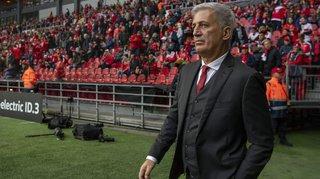 Football - Equipe de Suisse: Vladimir Petkovic lance un appel au peuple