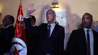 Tunisie: Kais Saied officiellement élu président avec 72,71% des voix