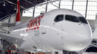 Transport aérien: 12 des Airbus A220 de Swiss ont été remis en service mercredi