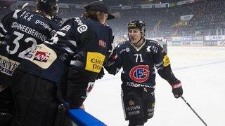 Hockey: chez lui, Fribourg bat Davos, Zurich et Lugano vainqueurs