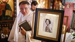 La dépouille de la reine Hélène de Roumanie va quitter Lausanne pour Bucarest