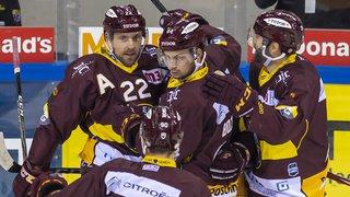 Hockey: Genève bat Lausanne et s'offre un deuxième derby cette saison