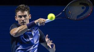 Tennis – Swiss Indoors de Bâle: Henri Laaksonen se hisse en huitième de finale