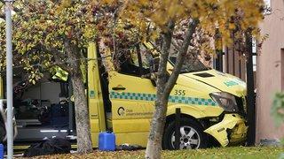 Norvège: un homme vole une ambulance et renverse des passants à Oslo