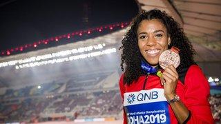 Un vent d'euphorie souffle  chez les sprinteuses suisses