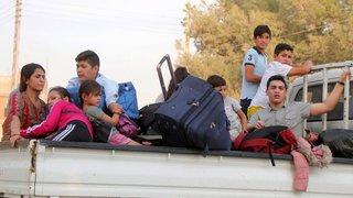 Le calvaire des Kurdes syriens
