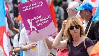 La retraite des femmes à 65 ans revient par la petite porte