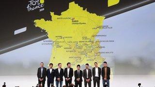 Le Tour ne passera pas par la Suisse en 2020