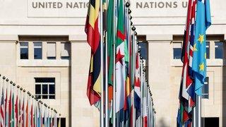 Crise budgétaire à l'ONU, Genève aussi touchée