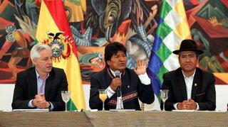 Bolivie: le président dénonce un «coup d'Etat»