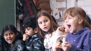 Neuchâtel: les enfants à l'école de la philosophie avec Frédéric Lenoir