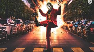 Le Joker à la gare de Neuchâtel