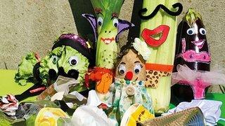 Neuchâtel: un spectacle où les légumes rêvent d'être mangés