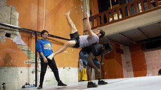 La Chaux-de-Fonds: Circo Bello prend de la hauteur