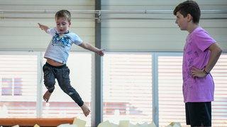 Circo Bello à La Chaux-de-Fonds, une véritable école de vie