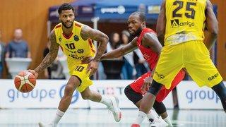 SAISON 2019/2020 Assistez à un match d'Union Neuchâtel Basket avec 3 personnes de votre choix !