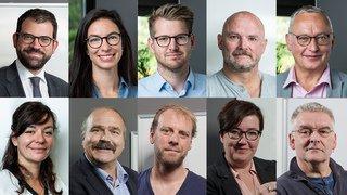 Elections fédérales: quels Neuchâtelois iront à Berne?