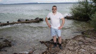 L'embouchure de l'Areuse menacée de submersion