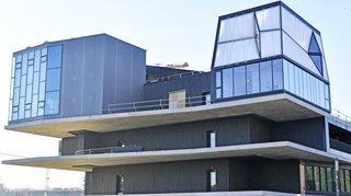 Habitat: voici la première maison suisse entièrement construite par des robots