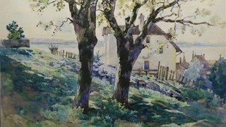 Le peintre Paul Bouvier à redécouvrir à Cortaillod
