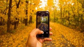 Connectés: nature en poche