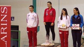 Victoire de Pauline Brunner à Genève