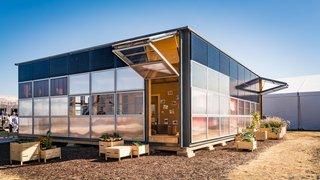Habitat: le NeighborHub, un prototype de maison solaire unique en Suisse, en sept points