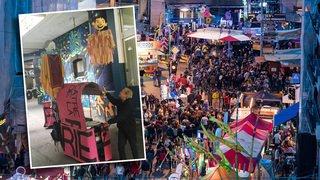 Le Théâtre de la Poudrière dénoncé pour avoir offert l'apéro aux passants lors de la Fête des vendanges