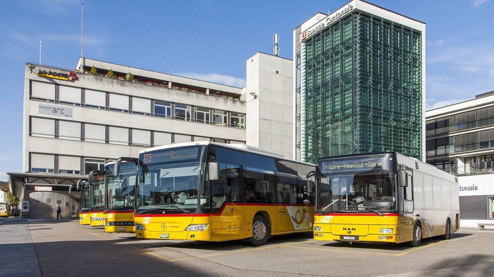 Ce sont en tout 38 lignes de bus qui sont mises au concours dans le canton du Jura, et 180 chauffeurs des CJ et de CarPostal qui craignent pour leur poste.