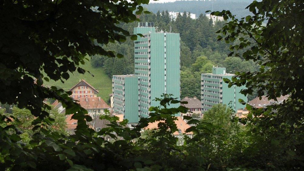 Dès 2020, un impôt foncier sera perçu sur les immeubles de rendement, propriétés de personnes physiques.   Le Locle le 26 juillet 2006 Photo R Leuenberger