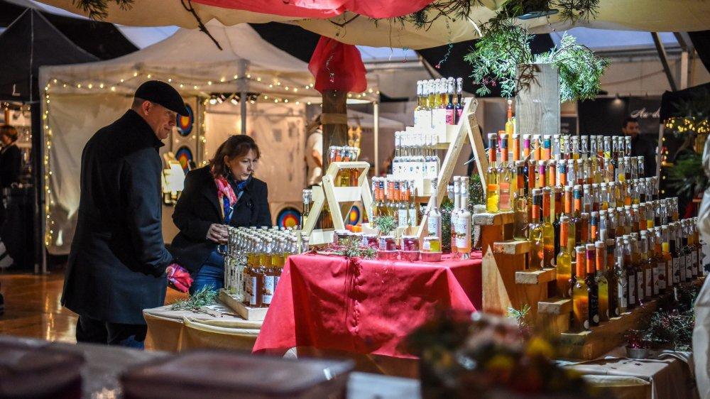 Les Artisanales, un grand classique des marchés de Noël neuchâtelois.