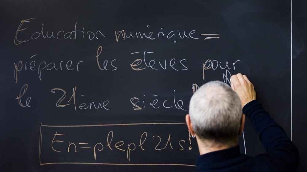 L'éducation numérique sera une priorité dans le canton de Neuchâtel dès 2020.